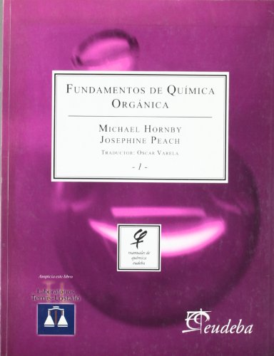 Fundamentos de Quimica Organica 1 (Paperback): Michael Hornby, Josephine