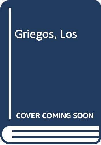 9789502310893: Griegos, Los (Spanish Edition)