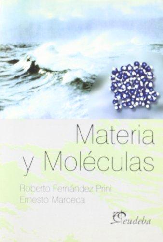 9789502311685: Materia y moleculas