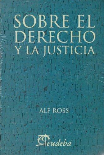 9789502313894: Sobre el derecho y la justicia