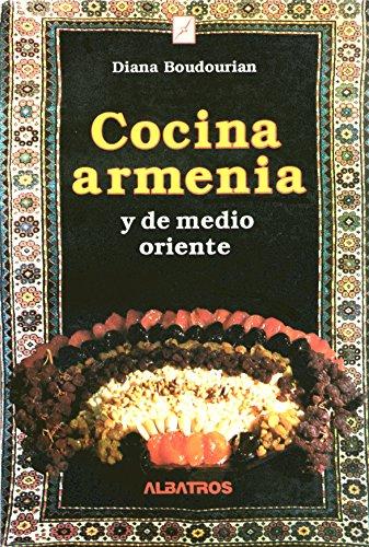 9789502405407: Cocina Armenia y de Medio Oriente