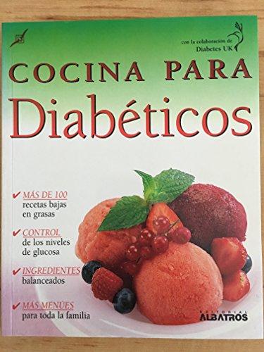 Cocina Para Diabeticos (Spanish Edition): Diabetes, UK