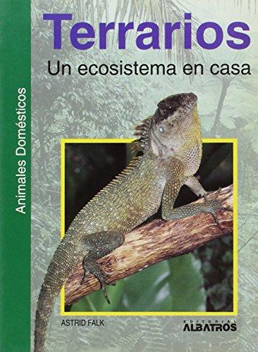 9789502409955: TERRARIOS ALBATROS (Animales Domesticos / Domestic Animals)