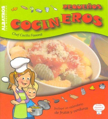 9789502410937: Pequenos Cocineros/ Little Cookers (Cocina Para Chicos)