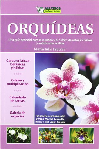 Orquideas (Jardineria Practica / Practical Gardening) (Spanish Edition): Maria Julia Freuler