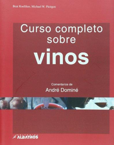 9789502411828: CURSO COMPLETO SOBRE VINOS