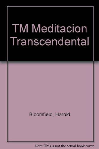 9789502800509: TM Meditacion Transcendental