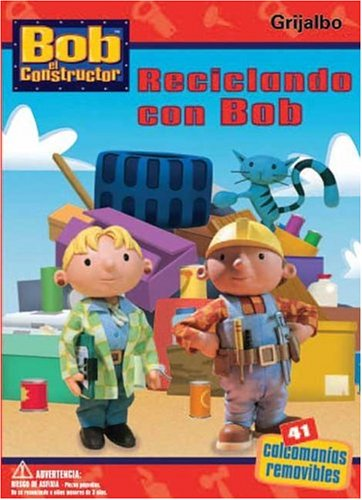 Reciclando Con Bob (Spanish Edition) (9502803337) by Annie Auerbach