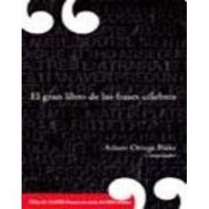 9789502804668: El Gran Libro De Las Frases Celebres