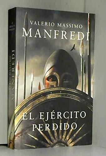 EJERCITO PERDIDO, EL: MANFREDI VALERIO M.