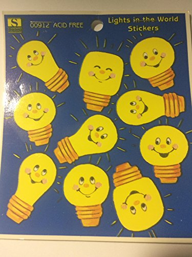 Lights in the World Stickers (9503206421) by Standard Publishing