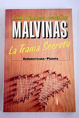 9789503700068: Malvinas, la trama secreta (Colección Espejo de Argentina) (Spanish Edition)