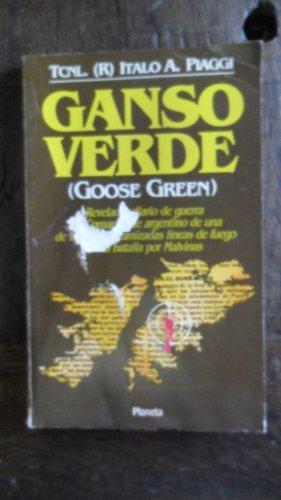 9789503701867: Ganso Verde - Goose Green (Spanish Edition)