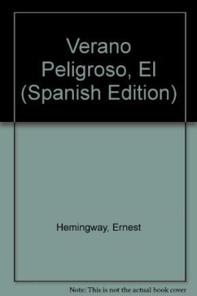 9789503701973: Verano Peligroso, El (Spanish Edition)