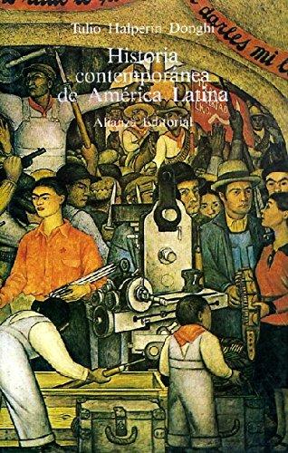 9789504000198: Historia Contemporanea de America Latina (Spanish Edition)