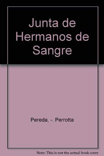 9789504359289: Junta de Hermanos de Sangre (Spanish Edition)
