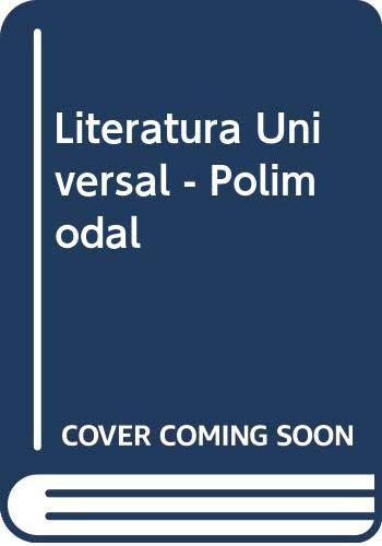 9789504607649: Literatura Universal - Polimodal (Spanish Edition)