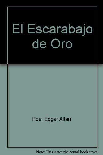 9789504609803: El Escarabajo de Oro (Spanish Edition)
