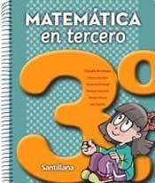 9789504622659: MATEMATICA 3º En Tercero