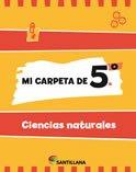 9789504624240: NATURALES MI CARPETA DE 5º