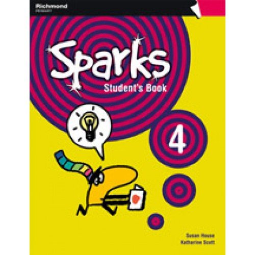 9789504630128: Sparks 4 student's book