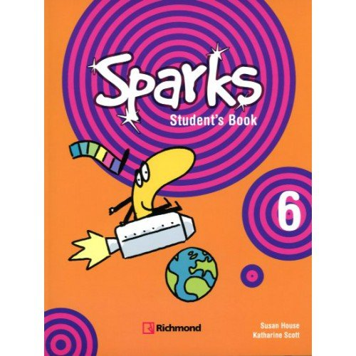 9789504630913: Sparks 6 Student?S