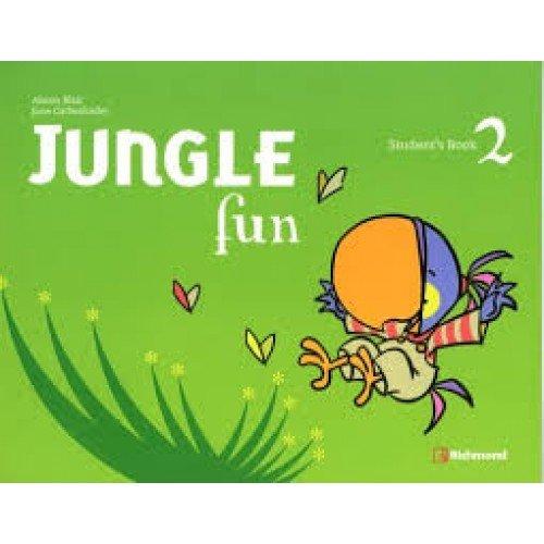 9789504633563: Jungle fun 2 student's book