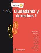 9789504635406: Ciudadania Y Derechos 1 Conocer +