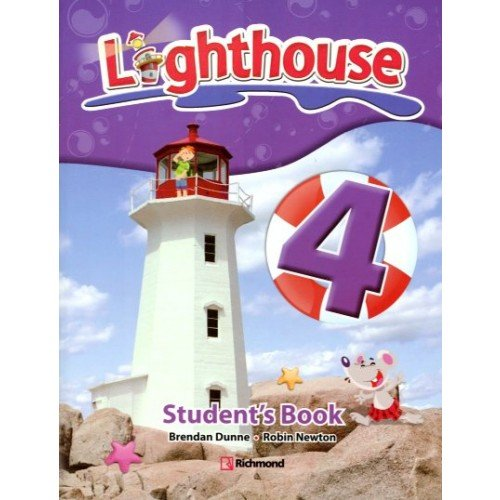 9789504635505: Lighthouse 4 student's book