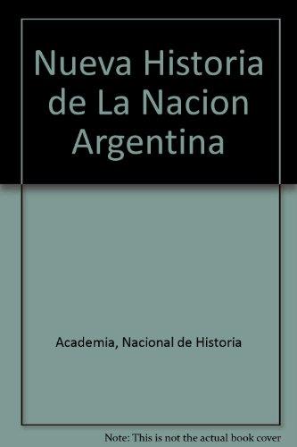 9789504902157: Nueva Historia de La Nacion Argentina