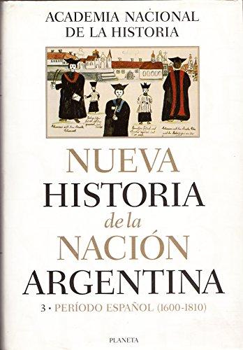 9789504903307: Nueva Historia de La Nacion Argentina