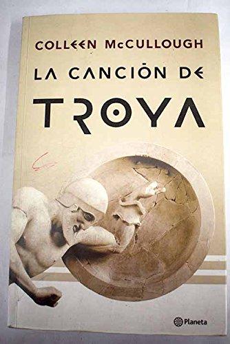 9789504904755: Cancion de Troya, La (Spanish Edition)