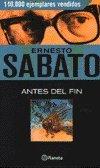 9789504905738: Antes del Fin (Spanish Edition)