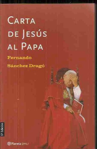 9789504909019: Carta de Jesus Al Papa (Spanish Edition)