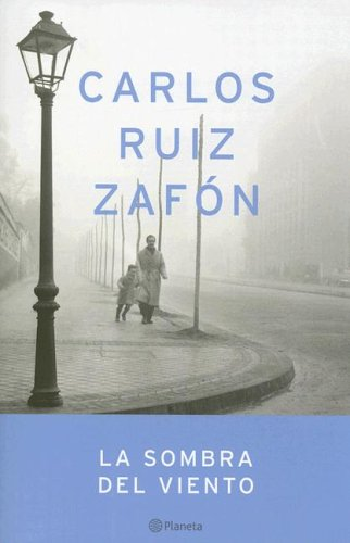 9789504910367: La sombra del viento (Autores Espanoles E Iberoamericanos) (Spanish Edition)