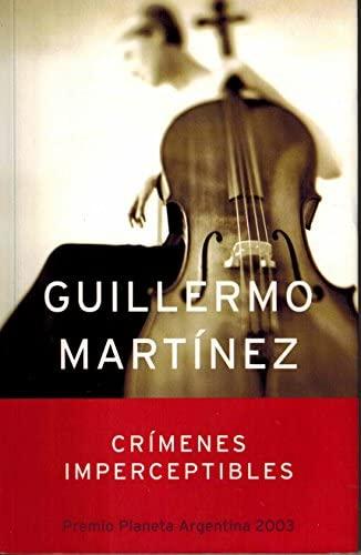 9789504911289: Crimenes Imperceptibles (Autores Espanoles E Iberoamericanos) (Spanish Edition)