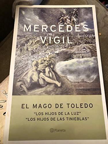 El Mago de Toledo: Los Hijos de: Vigil, Mercedes