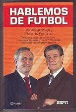 9789504914815: Hablemos de Futbol (Spanish Edition)
