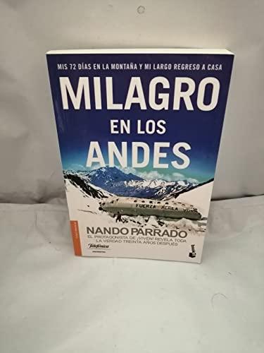 9789504916536: Milagro en los Andes