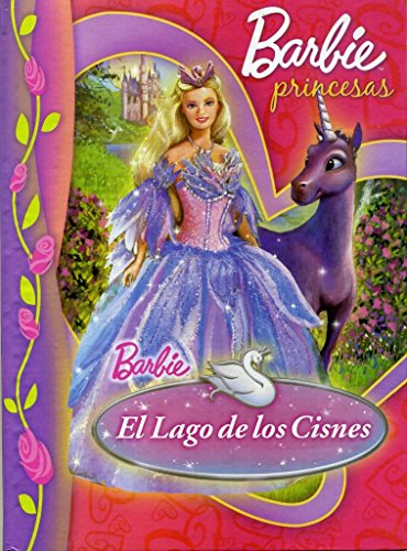 9789504920335: El Lago de los Cisnes (Barbie Princesas)