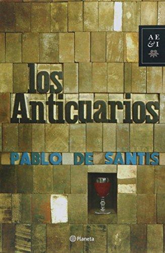 9789504923909: ANTICUARIOS , LOS (Spanish Edition)