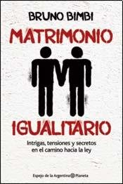 9789504924678: MATRIMONIO IGUALITARIO (Spanish Edition)