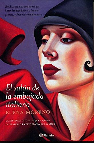 9789504925484: SALON DE LA EMBAJADA ITALIANA, EL (Spanish Edition)
