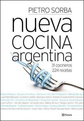 9789504929819: NUEVA COCINA ARG.(31 Cocineros) Rust