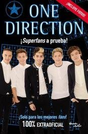 9789504934592: ONE DIRECTION SUPERFANS A PRUEBA