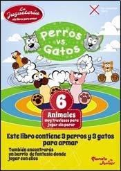 9789504945864: Troqueles Perros Y Gatos