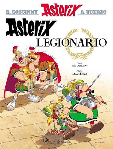 9789504946861: Asterix Legionario