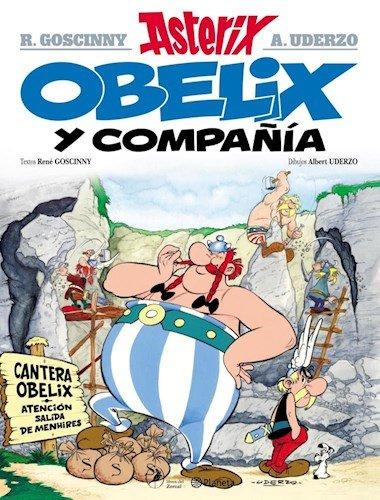 9789504951841: Asterix 23. Obelix Y Compañia