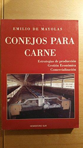 9789505045969: Conejos para carne
