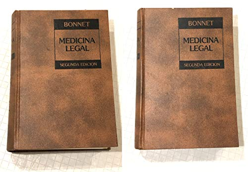 9789505050109: Medicina Legal - 2 Tomos (Spanish Edition)
